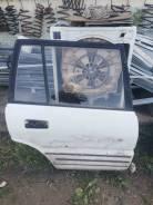Дверь Toyota Sprinter Carib 1995 [6700312590] AE95 4AFHE, задняя права