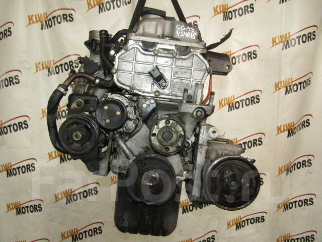Двигатель Ниссан Куб 1.3 i CGA3