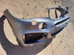 Бампер передний BMW X6 F16 бмв Х6 2014