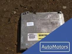 Блок управления двигателем Hyundai Pony 1991 [1064988442] 3910024871