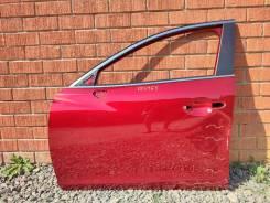 Дверь передняя левая Mazda 6 GJ Мазда 6 2012-2018