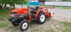 Yanmar. Мини-трактор F6, 16,00л.с.