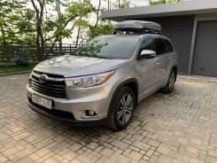 Toyota Highlander. автомат, 4wd, 3.5 (249л.с.), бензин, 87 000тыс. км