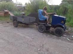 Самодельная модель. Продам мини трактор самодельный, 9,00л.с.