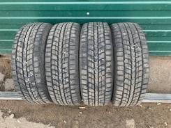 Dunlop. зимние, шипованные, б/у, износ 30%