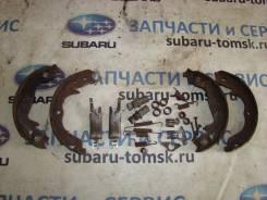 Колодки ручника комплект Impreza WRX STI GRF 2010 [26694FG010] 26694FG010
