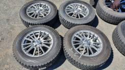 14544 колеса манящие G Mach 14x5.5 ET42 4х100 цо 73 24000