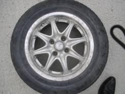 Литые диски вместе с шинами