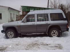 Продам дверь всборе Nissan Safari/Patrol WGY60 (15 000км)