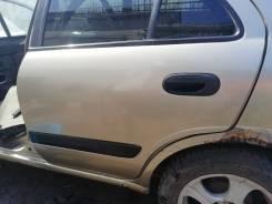 Дверь задняя левая Nissan Almera 2 (N16) 2000-2006г