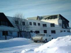Благоустроенная база с жильем (на 40-50 чел) эконом-класс. От частного лица (собственник)