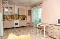 1-комнатная, улица Жигура 12а. Третья рабочая, агентство, 41,0кв.м. Кухня