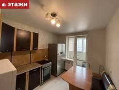 1-комнатная, улица Карбышева 22а. БАМ, агентство, 38,7кв.м. Интерьер