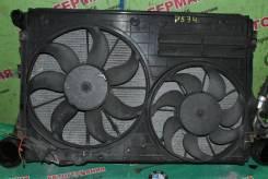 Радиатор охлаждения двигателя Volkswagen Jetta 5 (06-09г) 2.0TD дизель 1k0121251ab