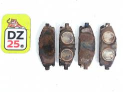 Тормозные колодки Nissan Caravan Elgrand, Elgrand, HOMY Elgrand [AY040NS043], передний AY040NS043
