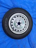 Запасное летнее колесо на штамповке б/п по РФ 215 65 R16 GR-7