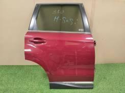 Дверь H2Q задняя правая Subaru Forester SJ5 SJG 2012-2019гг