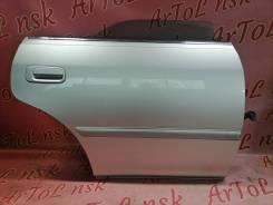 Дверь задняя правая Toyota Mark2 GX100 JZX100 1C0