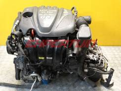 Контрактный Двигатель Hyundai, проверенный на ЕвроСтенде в Волгограде.