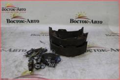 Колодки тормозные R Toyota Mark II JZX115 1JZGE (4654051010, 4659051010, 4655051010), задний 4654051010