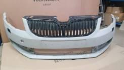 Бампер передний Skoda Octavia 2013-2017 Новый