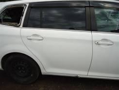 Дверь задняя праваяToyota Corolla Fielder NKE165 1NZ-FXE 2016 белый040