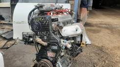 Двигатель тойота 3S-fe Япония