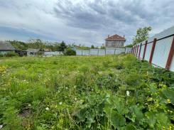 Продам земельный участок, ИЖС в п. Трудовое. 1 200кв.м., собственность, электричество. Фото участка
