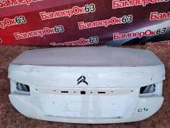 Крышка багажника задняя Citroen C4 9802560580