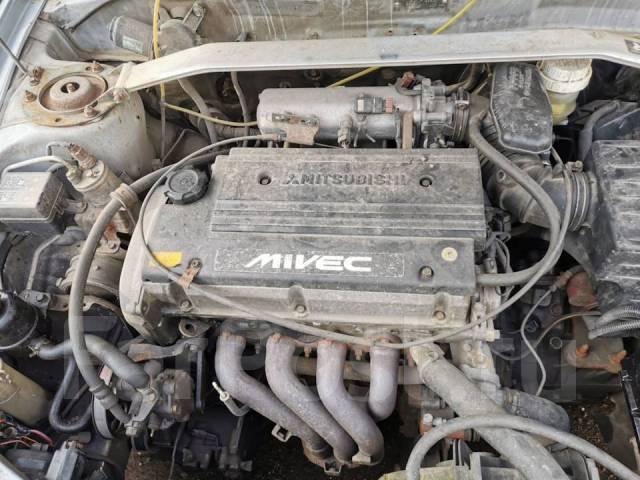 Свап-комплект двигатель 4G92 1.6 Mivec 175 л. с. + МКПП