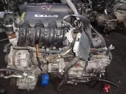 Двигатель Honda L15A с акпп 4ВД SFCA Mobilio Spike GK2