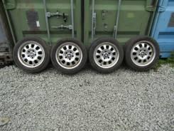 Комплект летних колес BMW 205/55R16 без пробега по РФ