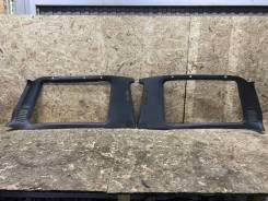 Обшивка стекла собачника 2шт Mitsubishi Pajero V25W 6G74 MB690485