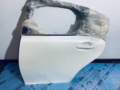 Lexus GS 2012-2021 задняя левая дверь белая