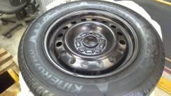 Продам комплект летних колес R15*195*65 диски R15*114.3*5
