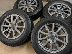 Claire R14 4*100 5.5j + 155/65R14 Dunlop DSX2 Japan новые