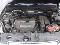 Двигатель в сборе цвет NH624P, Honda CRV 2006, RD7, K24A