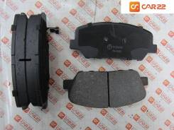 Тормозные колодки Kia, Hyundai Ceed, I30, Optima Tg-3582 Pn11001, передний 581012TA20