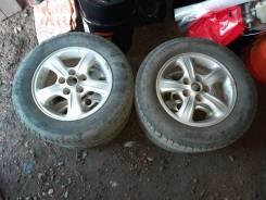 Комплект литья на зимней резине хонда стрим