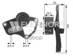 Ролик Натяжной Flennor арт. FS22997 24 Flennor FS22997 FS22997