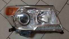 Фара передняя правая рестайлинг Toyota Land Cruiser 200