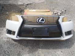 Бампер передний Lexus LS 460/600 в Сборе! Рестайл Оригинал Япония