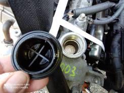 Двигатель 1nz Toyota AQUA пробег 58тыс км