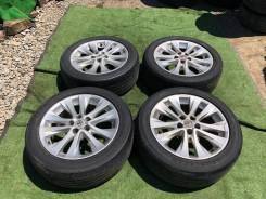 Комплект штатных колес R18 5*114,3 Toyota Alphard GGH20