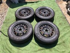 Комплект колес R15 5*114,3 Continental ContiViking Contact 6