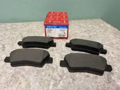 Тормозные колодки дисковые Hyundai Solaris [Smbph049] SMBPH049