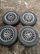 Комплект колес, стоял на тойота виш