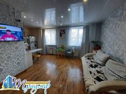 3-комнатная, улица Котовского 13. Бабушкина, агентство, 60,7кв.м.