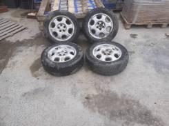 2 колеса и 2 диска