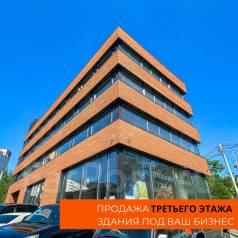 3 этаж административного здания, район Луговой. Улица Приходько 11, р-н Луговая, 257,5кв.м.